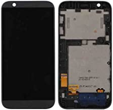 UFIXBEST Tested Complete LCD Display Touch Screen Glass Panel Digitizer Assembly + Frame Replacement Repair Parts For HTC Desire 510 D510 Gray