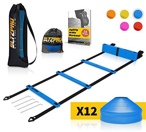 Bltzpro Agility Ladder