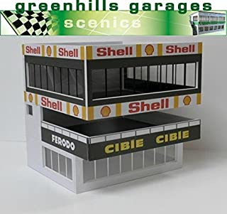 Greenhills Scalextric Slot Car Building Le Mans ACO Towers Kit 1:32 Scale MACC400