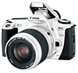 Canon EOS Rebel 2000 Silver Date 35mm FILM SLR Camera Deluxe Kit with 28-90mm Lens (Discon...