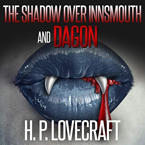 『The Shadow Over Innsmouth and Dagon』のカバーアート