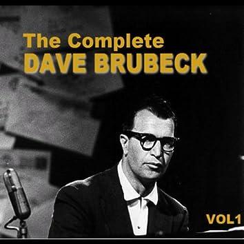 The Complete Dave Brubeck Volume 1