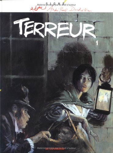 Terreur, tome 1