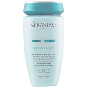 Kerastase Resistance Bain Force Architecte Reconstructing Shampoo, 8.5 Ounce