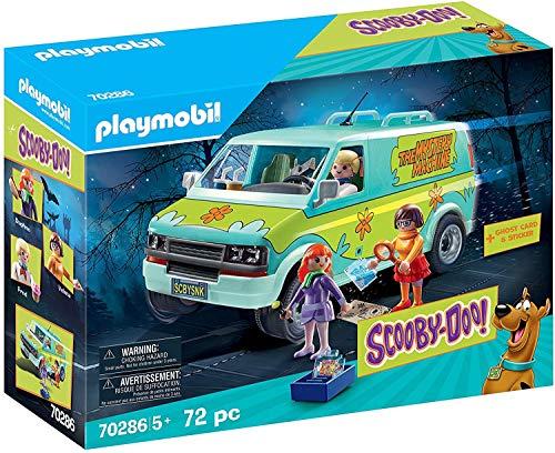Playmobil Máquina de Mistério, Scooby Doo!, Sunny