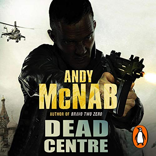 Dead Centre cover art