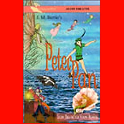 Peter Pan (Dramatized) audiobook cover art