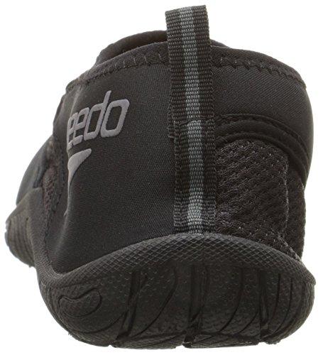 Speedo Men's Water Shoe Surfwalker Pro 3.0,Speedo Black,11 Mens US