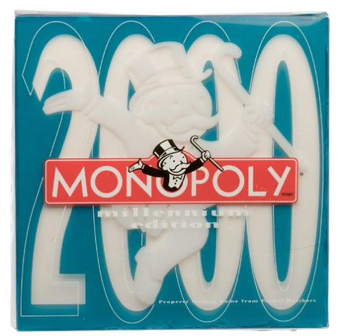Millennium Edition 2000 Monopoly Game