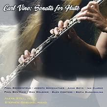 Carl Vine: Sonata for Flute & Piano