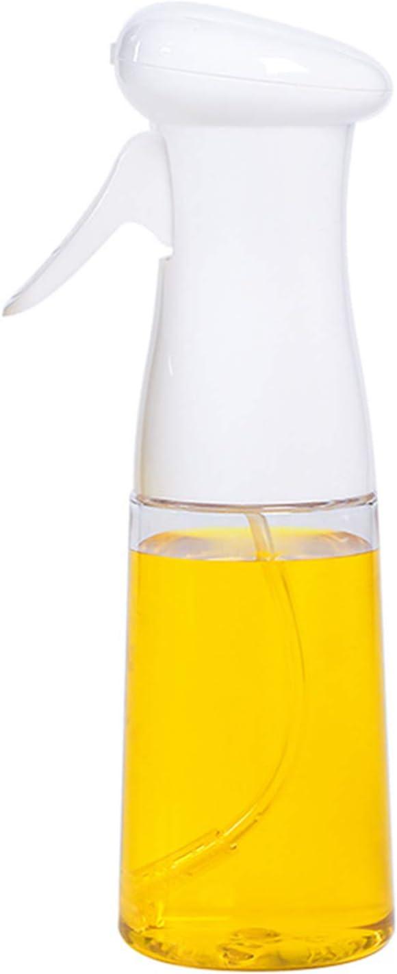 Rociador de Aceite Spray Aceite Rociador Oliva Dispensador de Pulverizador de Vinagre Plástico Rociador Botella para Alimentos Cocina,Cocinar,Ensalada,Barbacoa,Asar,Hornear,Pan,BBQ,FreidoRa de Aire
