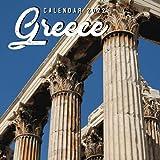 Greece Calendar 2022: Calendar 2022 with 6 Months of 2021 Bonus