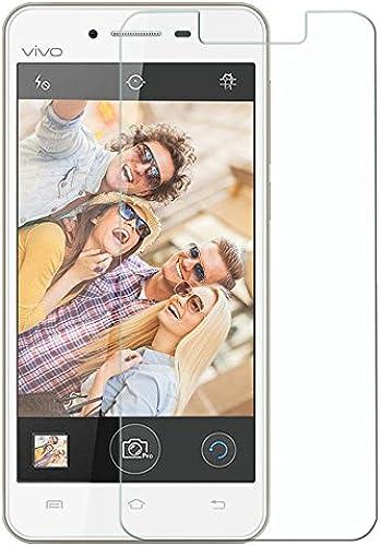 S Fancy Temper Glass for Vivo V3 Max