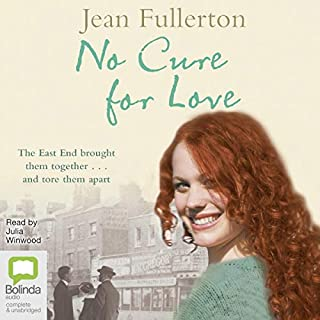 No Cure for Love audiobook cover art