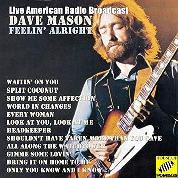 Feelin' Alright (Live)