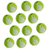 New Pet Hair Remover for Laundry-12 Pack Lint Remover Washing Balls Reusable Dryer Balls Washer from Dogs and Cats