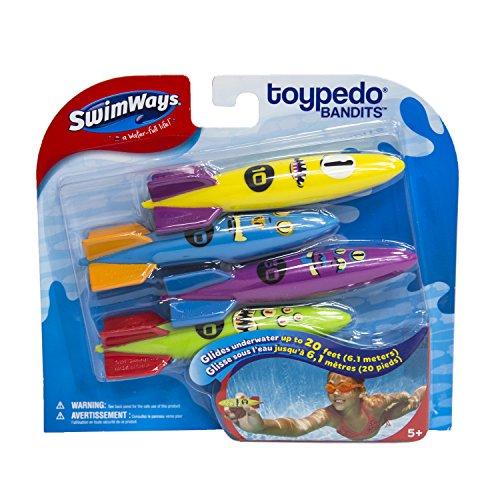 SwimWays 6038065 - ToyPedo Bandits Tauchspielzeug