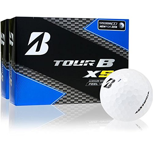 Bridgestone Tour B XS Golf Balls - Double Dozen