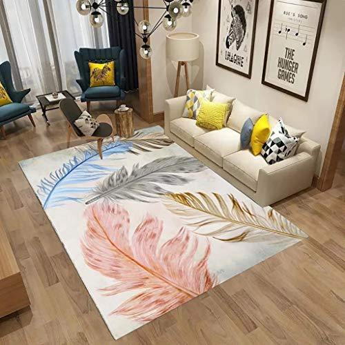 Moquettes, tapis et sous-tapis Tapis de salon minimaliste moderne de style nordique à motif géométrique Tapis de sol pour la maison, tapis anti-dérapant Tapis de sol pour hall d'entrée Carpets & Rugs