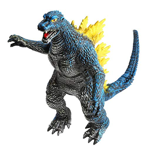 Large 15 Inch Godzilla Toy for Kids Educational Realistic Dinosaur Action Figure Monster Moive Series Gojirasaurus Model for Party Favor