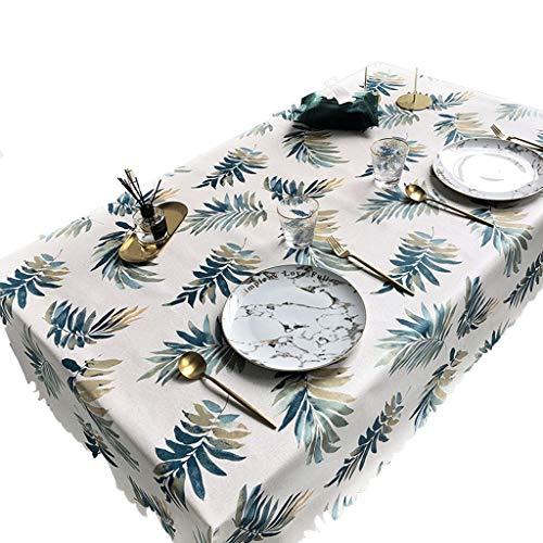 Kleine verse tafelkleed, waterdicht en oliedicht net rode Scandinavische stijl tafelkleed, salontafel tafelkleed bureau tafelkleed pastorale stijl Liuyu.