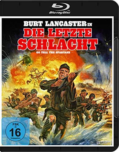 Die letzte Schlacht (Go Tell The Spartans) (1977) (Blu-ray)