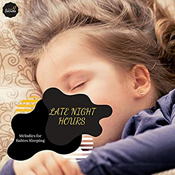 Late Night Hours - Melodies For Babies Sleeping