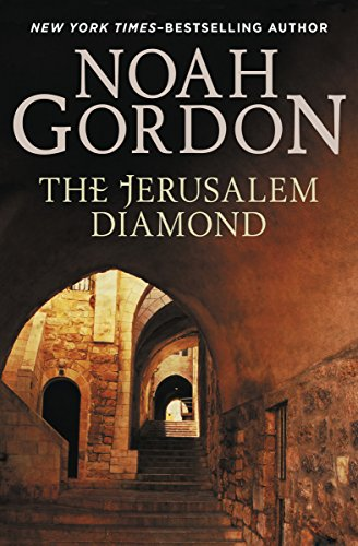 The Jerusalem Diamond (English Edition)