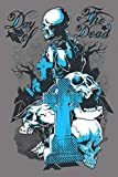 Dotted Line Notebook: Day of the Dead | Tattoo Artist Notebook | 120 Pages 6x9 in | Pretty Notebook ...
