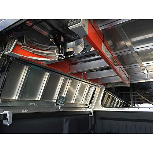 JET Rack Van Interior Ladder Storage System - Storage System and Mounting Kit