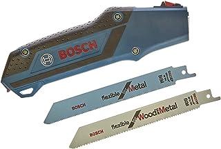 Bosch Professional 2608000495 Handtag för Recip-sågblad inklusive receptsågblad (1 x S 922 EF, 1 x S 922 VF), blå/svart/vit
