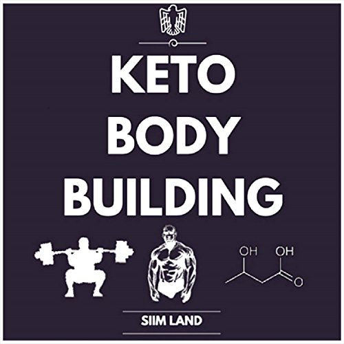 Keto Bodybuilding audiobook cover art