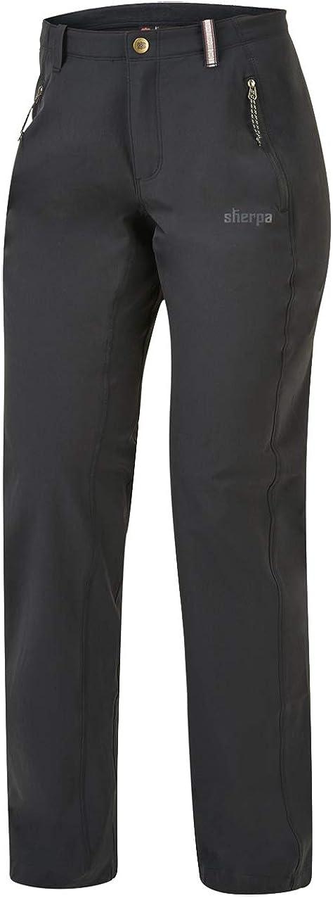 Finally popular brand SHERPA ADVENTURE Phoenix Mall GEAR Naulo Black Pant Size 10