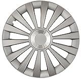 Cartrend 70275 Set de tapacubos 'Meridian' anillo de cromo, 4-piezas, 40,64 cm ( 16 pulgadas ) - set de 4 piezas