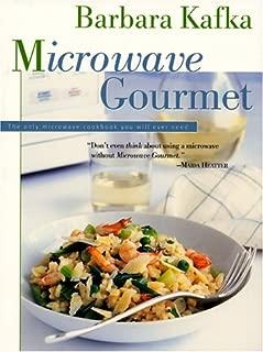 gourmet microwave cooking