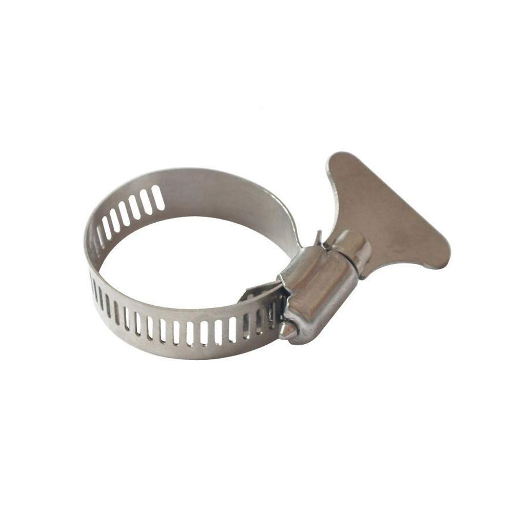 Metalwork 46-70mm Butterfly Hose Albuquerque Mall Clamp Stee Limited time trial price Penck 304 Stainless