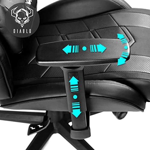 Diablo X-Fighter Gaming Bürostuhl Bild 5*