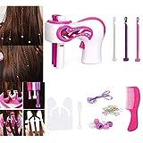 Electric Automatic Hair Braider, DIY Stylish Braiding Hairstyle Tool Twist Braider Machine Automatic Hair Braider Styler Tool