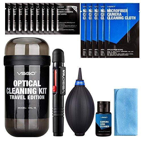 Cleaning Kit - Travel Edition
