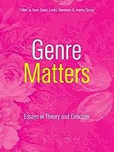 Genre Matters: Concepts, Debates and Practices