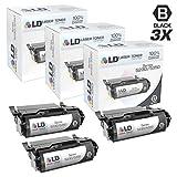 LD Remanufactured Dell 330-6968 / F362T 3PK Black...