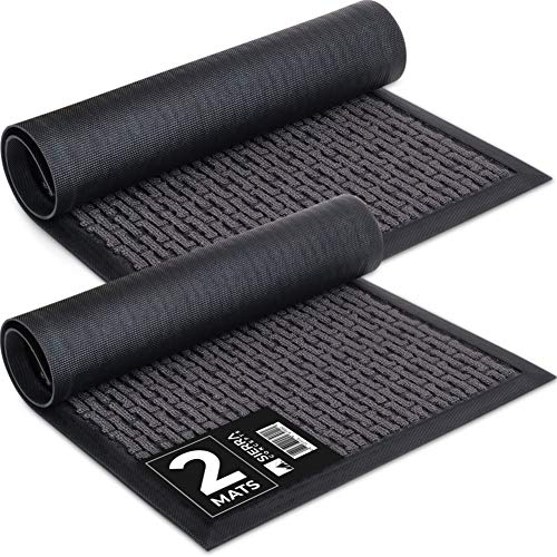 Sierra Concepts Heavy Duty 2-Pack Front Door Mat