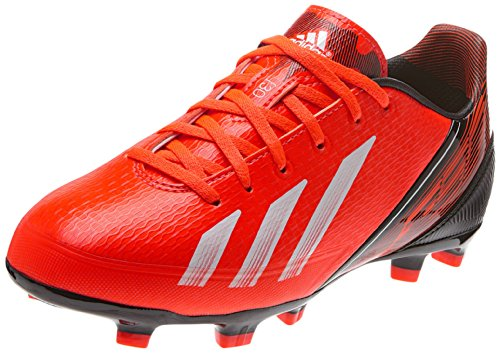 Adidas F5 TRX FG J G95008 TURBO/BLACK1/RUNWHT (38 2/3, orange)