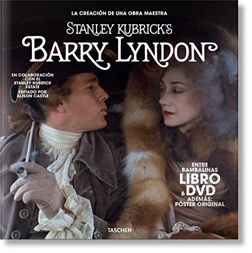 Barry Lyndon de Kubrick. Libro y DVD