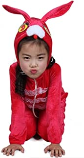 Children's Animal Costumes Hooded Fancy Dress Party Outfit Pajamas Cosplay