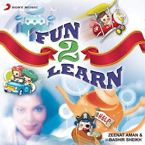 Zeenat Aman & Bashir Sheikh