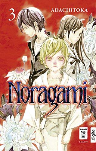 Noragami 03 (German Edition)
