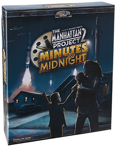Manhattan Project 2: Minutes to Midnight