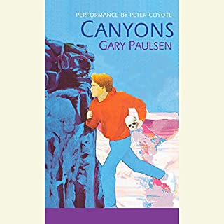 Canyons cover art