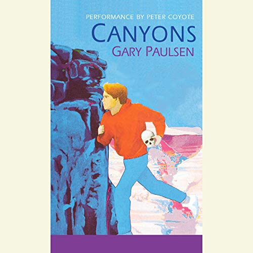 Canyons audiobook cover art
